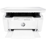 HP LaserJet Pro MFP M28w Print/Copy/Scan/Wi-Fi, up to 19ppm, LCD, 600dpi, up to 8000 pages/monthly, iOS, Android, USB 2.0, Cartridge: HP48A, White