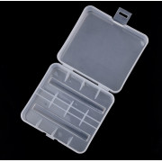"""Accessory Battery Case for 4 pcs AA / AAA -     https://panasonic.ru/products/battery/eneloop/enchargers/BQ-CC65"""