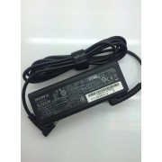 AC Adapter Charger For Sony 19.5V-2A (40W) Round DC Jack + USB Output 5V-1A Original