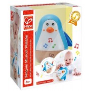 HAPE-PENGUIN MUSICAL WOBBLER