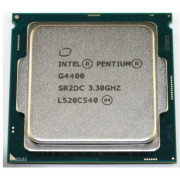 Intel® Pentium® G4400T, S1151, 2.9GHz (2C/2T), 3MB Cache, Intel® HD Graphics 510, 14nm 35W, tray