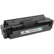"""Laser Cartridge for HP CF411X Cyan Compatible SCC 002-01-SF411X HP Color LaserJet Pro MFP M377dw (M5H23A) ; HP Color LaserJet Pro MFP M477fnw (CF377A#BGJ) ; HP Color LaserJet Pro M452dn (CF389A#BGJ) ; HP Color LaserJet Pro M452dw (CF394A#BGJ) ; HP Color"