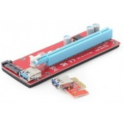 """PCI-Express  riser add-on card, SATA power, Gembird RC-PCIEX-05 -      https://gembird.nl/item.aspx?id=10085"""
