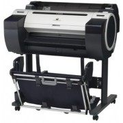 "Plotter Canon imagePROGRAF iPF680, Net, 24""/A1/609.6mm, CAD/GIS, 2400x1200 dpi_4pl, 256MB, print head PF-04, 5 tank:MBK/BK/C/Y, PFI-107/207_130/300ml/starter 90ml, Maint Cartr MC-10, 997(W)x698(D)x507(H)mm, W57kg,One roll, front-loading, front output"