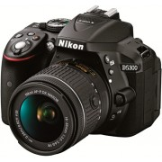 "Nikon   D5300 kit AF-P 18-55VR bk  24,2Mpx CMOS 23,2x15,4mm; ISO up to25600; EXPEED 4; Full HD(60p); GPS; Wi-Fi; 2xAntiDust System; LiveView; Picture Control System: Active D-Lighting; FLIP View Screen 3,0"" 921k dot; 2016-pixel RGB 3D Color Matrix Meterin"