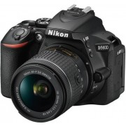 Nikon   D5600 kit AF-P 18-55VR bk  24,2Mpx CMOS 23,2x15,4mm; ISO up to25600; EXPEED 4; Full HD(60p); GPS;  No Optical low Pass Filter;  Bluetooth 4.1 with SnapBridge; Wi-Fi; 2xAntiDust System; LiveView;Picture Control System: Active D-Lighting;FLIP Sensor