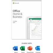 Office Home and Business 2019 English Medialess box