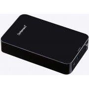 "Intenso® Portable Hard Drive, USB 3.0, 4 TB, 3.5"", Antracite, Housing: Aluminium"