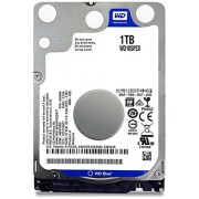 "2.5"" HDD 1TB Western Digital Blue WD10SPZX, 5400rpm, SATA3 6GB/s, 128MB (hard disk pentru laptop intern HDD/внутренний жесткий диск для мобильных устройств HDD)"