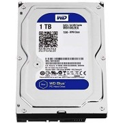 "3.5"" HDD 1.0TB  Western Digital Blue, 7200rpm, 64MB, SATAIII WD10EZEX"
