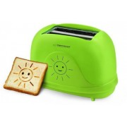 Тостер Esperanza SMILEY EKT003 Green