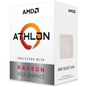 """APU AMD Athlon 220GE (3.4GHz, 2C/4T,L2 2MB, L3 4MB, 35W,14nm, VEGA 3), Socket AM4, Box Система охлаждения: Wraith Stealth"""
