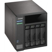"4-bay NAS Capacity Expander  ASUSTOR ""AS6004U"" - USB Expansion Unit, 2.5""/3.5""SATA x4 (Hot Swap), USB 3.0 (USB3.1 Gen-1) Type B  // *NAS series supporting expansion of up to 3 units: AS31/32/50/51/61/62/63/64/70"