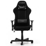 Gaming Chairs DXRacer - Formula GC-F08-N-H1, Black/Black/Black - PU leather, Gamer weight up to 100kg / growth 145-180cm, Foam Density 52kg/m3, 5-star Aluminum IC Base, Gas Lift 4 Class, Recline 90*-135*, Armrests: 3D, Pillow-2, Caster-2*PU, W-23kg