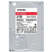 "3.5"" HDD 2.0TB  Toshiba HDWD120UZSVA  P300, for Desktop, 7200rpm, 64MB, SATAIII"
