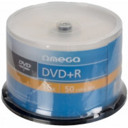 DVD-R Omega, 4.7GB, 16x , Spindle  50 pcs.