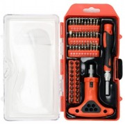 Screwdriver bit set Cablexpert TK-SD-12 (52 pcs)