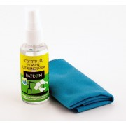 Cleaning set for screens  PATRON F3-015 (Sprey 50ml+Wipe) Patron