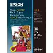 EPSON Value Glossy Photo Paper 10x15cm