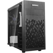"DEEPCOOL ""MATREXX 30"" Micro-ATX Case, without PSU, 1x 120mm black fan, VGA Compatibility: 250mm, support cable management, 2x 2.5"" Drive Bays, 3x 3.5"" Drive Bays,1xUSB3.0, 1xUSB2.0 /Audio, Black"