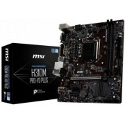 Материнская плата MSI H310M PRO-VD PLUS, Socket 1151, Intel® H310, mATX