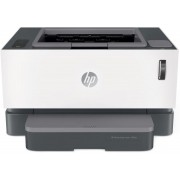 HP Neverstop Laser 1000a Printer, White, 600 dpi,  A4, up to 20 ppm, 32MB, up to 20000 pages/month, High speed USB 2.0, PCLmS, URF, PWG (Reload kit W1103A and W1103AD, drum W1104A )