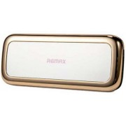 Remax Mirror Power Bank, 5500mAh Gold