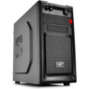 Case mATX Deepcool SMARTER, w/o PSU, USB3.0, Black