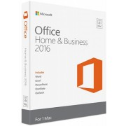 Office Mac Home Business 1PK 2016 English Medialess P2