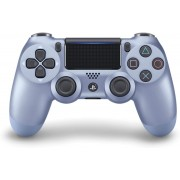 Controller wireless SONY PS DualShock 4 V2 Titanium Blue