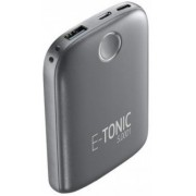 E-Tonic Power Bank, 5000mAh, SYPBHD5000 Black