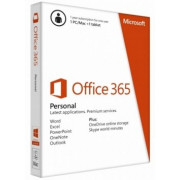 Microsoft Office365 Personal English Subscr 1YR Medialess