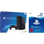 Playstation 4 pro 1TB + voucher 20E