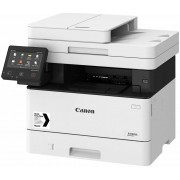 MFD Canon i-Sensys MF443DW, Mono Printer/Copier/Color Scanner,Net,WiFi, A4, 1200x1200 dpi, 38ppm, Up to 80k ,1Gb, Scan 9600x9600dpi-24 bit, 12.7 cm LCD,Paper Input  250-sheet tray, 100-sheet tray, USB 2.0,  Cartridge 057/057H (2400/10000 pages* 5%)