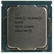 CPU Intel Celeron G4930 3.2GHz (2C/2T, 2MB, S1151,14nm, Integrated Intel UHD Graphics 610, 54W) Tray