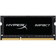 4GB DDR3L-1866 SODIMM  Kingston HyperX® Impact, PC14900, CL11, 1.35V
