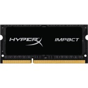 8GB DDR3L-1866 SODIMM  Kingston HyperX® Impact, PC14900, CL11, 1.35V
