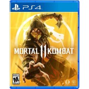 Game PS4 MORTAL KOMBAT 11