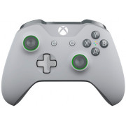 Gamepad Microsoft Xbox One Gray/Green (WL3-00061)