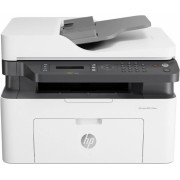 "All-in-One Printer HP LaserJet Pro MFP 137fnw, White, A4, Fax up to 20ppm, 128 MB, 40-sheets ADF, 2,7"" touch LCD, 600dpi, up to 10000 pages, PCLmS, URF, PWG, HP ePrint, Hi-Speed USB 2.0, Fast Ethernet 10/100Base-TX, Wi-Fi 802.11b/g/n, (W1106A)HP 106A"