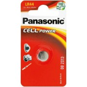 "LR44 Panasonic ""CELL power"" Blister*1, LR-44EL/1B"