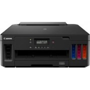 """Printer Canon Pixma G5040 Printer A4, Wi-Fi, Ethernet, Duplex Full Dot LCD Print Resolution: Up to 4800 x 1200 dpi Print Technology: 2 FINE Cartridges (Black and Colour), Refillable ink tank printer Mono Print Speed ISO/IEC 24734:  Approx. 13.0 ipm"