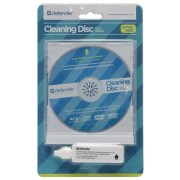 Defender Cleaning Disc for lens of CD/DVD/Blu-ray players and drivers 36903