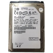 "2.5"" HDD 320GB  Hitachi Travelstar 5K500, 5400rpm, 8MB, 9.5mm, SATAII (HTS545032B9SA00)"