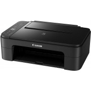"MFD Canon PIXMA TS3350 Black, Color Printer/Scanner/Copier/Wi-Fi, A4, Print 4800x1200dpi, Scan 600x1200dpi, 64-275г/м2, LCD 3.8"", Cassette: 60 sheets, iOS, Android, Windows 10 Mobile, USB 2.0, 2 x  Ink Cartridge PG-545, CL-546"