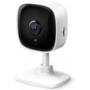 "TP-LINK Tapo C100, White, Pan/Tilt IP Camera, WiFi, Video resolution: 1080p, 114° angle lens, 1/3.2"", F/NO: 2.0; Focal Length: 3.3mm, 2-way audio, Motion Detection, Alerts. Privacy Mode, Night Vision, MicroSD up to 128GB, Andoid/iOS"