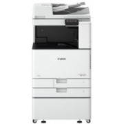 MFP Canon iR-ADV WG7440 EMB, Color Ink Printer/Copier/Color Scanner/ DADF(100-sheet), Duplex, Net, 1200x1200 dpi,  A3/A4-40/70ppm,Scan 600 x 600Dpi, 25–400% step 1%,RAM ,2x550-sheet Cassette,52-220г/м2, Not in set - Ink Tank PGI-7400B -20k,Color16.5k