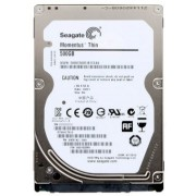 "2.5"" HDD 500GB  Seagate ST500LT012, Momentus Thin™, 5400rpm, 16MB, 7mm, SATAII, NP"