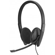 Headset Sennheiser EPOS SC 160 USB, microphone with noise canceling
