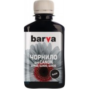 Ink Barva for G series Canon black (GI-490 BK) 180gr (G490-503)